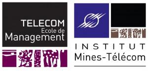 TEM - Institut Mines-Télécom logos