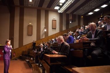 Conférence de lancement de la Chaire RSOC - 21 Janvier 2016