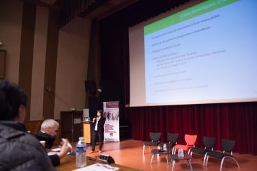 Intérêts pour les entreprises du mécénat de chaire académique, Audrey Loridan Baudrier, Directrice de la Fondation Télécom
